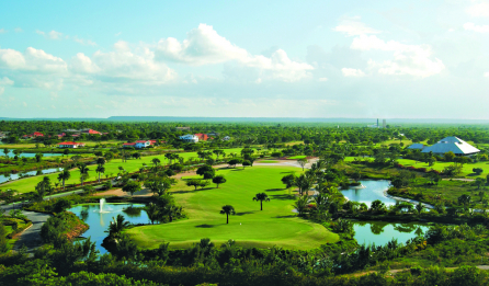 golf during your sex vacation at blue paradise dr
