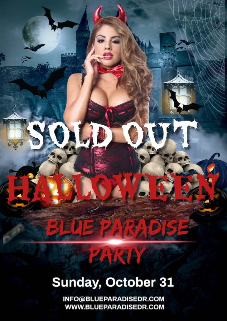 BP HALLOWEEN PARTY SOLD OUT