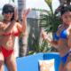 girls having fun at Blue Paradise DR