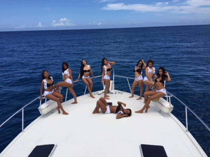 our yacht blue paradise DR adult sex vacation
