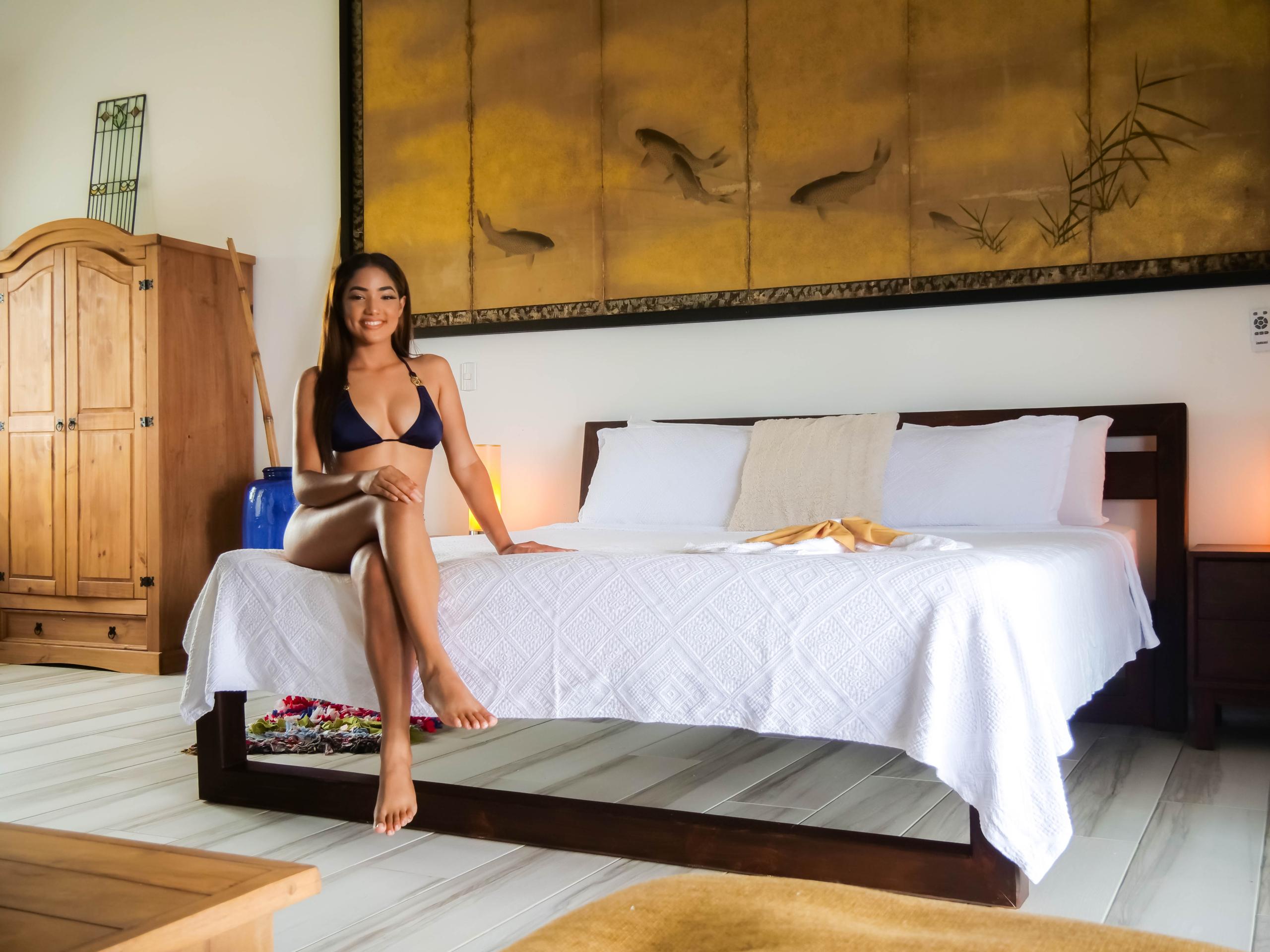 luxury amenities ad blue paradise DR