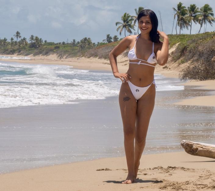 private beach Blue Paradise DR