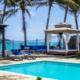 blue paradise DR adult beachfront playground