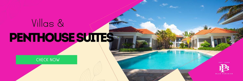 Villas & penthouse suites